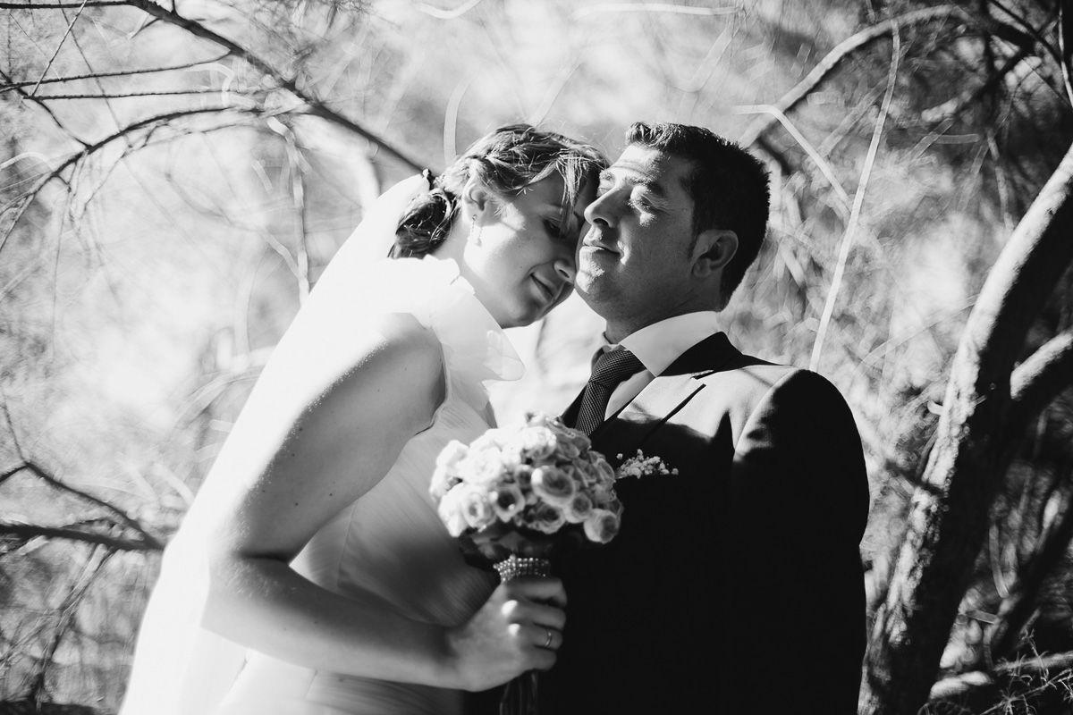 fotografias de boda en fuente los angeles situada en zaratán