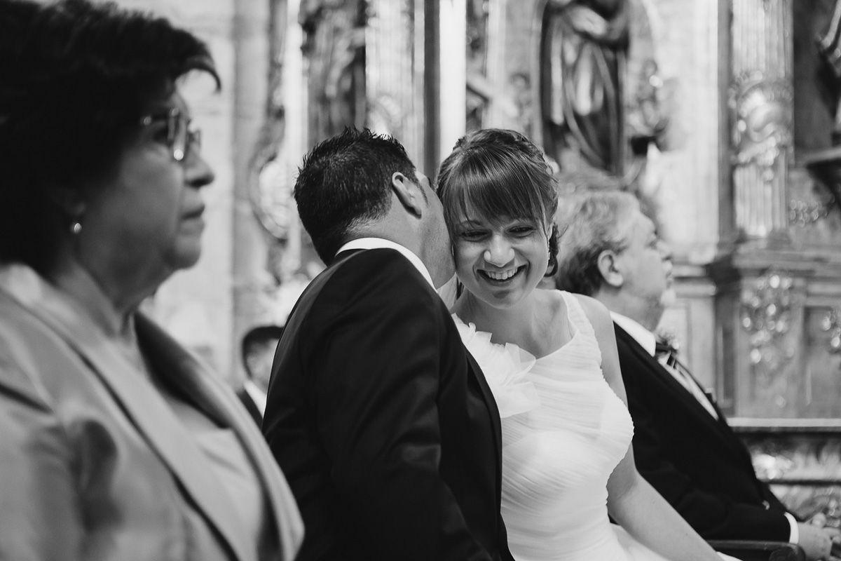 momentos de complicidad en boda Valladolid - fotógrafo de bodas