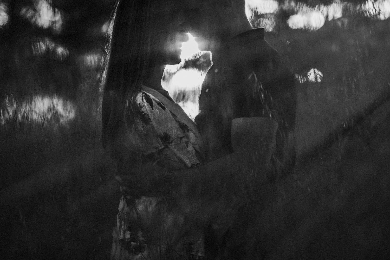 Preboda en pinar Valladolid - fotografo boda